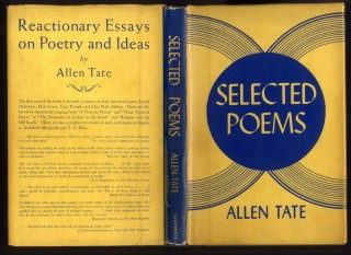 Selected Poems. Tate Allen.
