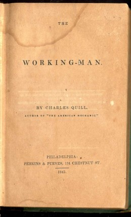 The Working-Man