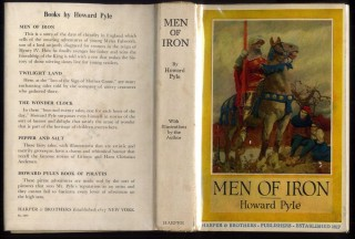 Men of Iron. Pyle Howard.