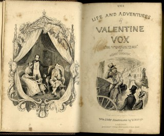 The Life and Adventures of Valentine Vox