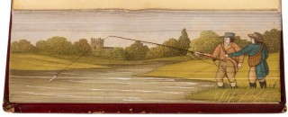 Proverbial Philosophy [fore-edge painting]. Tupper Martin F.