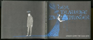 The Blue Aspic (der Traurige Zwolfpunder). Gorey Edward
