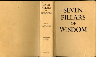 Seven Pillars of Wisdom. Lawrence T. E.