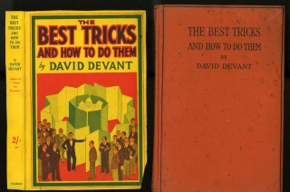 The Best Tricks and How to Do Them. Devant David.