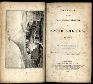 Travels in the Equatorial Regions of South America