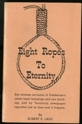 Eight Ropes to Eternity. Ladd Robert E.