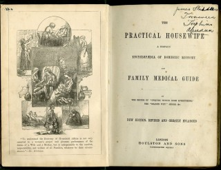 The Practical Housewife: A Complete Encyclopaedia of Domestic Economy and Family Medical Guide