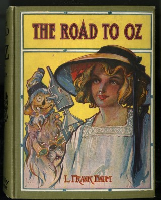 The Road to Oz. Baum L. Frank