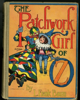 The Patchwork Girl of Oz. Baum L. Frank