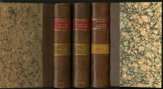 The Life Of Samuel Johnson, LL.D. Comprehending An Account Of His Studies And Numerous Works. Boswell James.