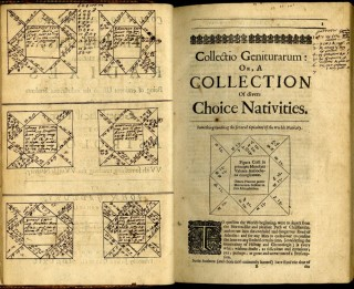 Collectio Geniturarum: Or, A Collection Of Nativities, In CL Genitures; Viz, Princely, Prelatical, Causidical, Physical, Mercatorial, Mathematical, Of Short Life, Of Twins, &c.
