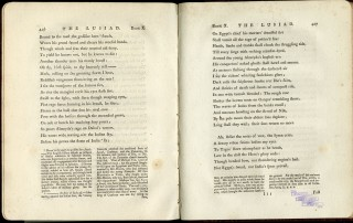 The Lusiad; or, The Discovery of India. An Epic Poem.