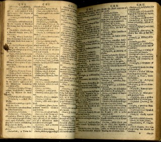 An English Dictionary Explaining Difficult Terms...Containing Many Thousands of Hard Words