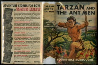 Tarzan and the Ant Men. Burroughs Edgar Rice
