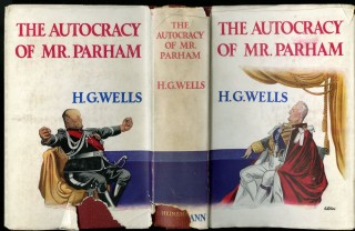 The Autocracy of Mr. Parham. Wells H. G.