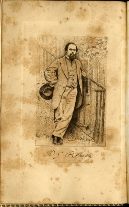 The Poetical Works of Dante Gabriel Rossetti