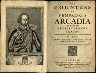 The Countess of Pembroke's Arcadia