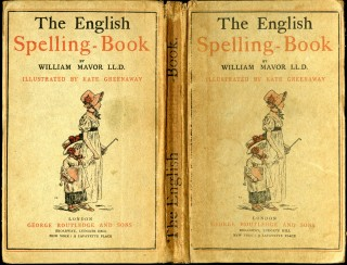 The English Spelling-Book. Mavor William