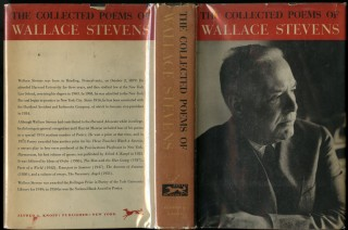 The Collected Poems of Wallace Stevens. Stevens Wallace.