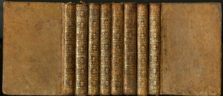 18th C. Manuscript Prayers, Litanies, Meditations, Inspirations etc.: French, 8 Volumes.