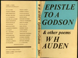 Epistle to a Godson. Auden W. H.