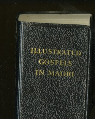 Illustrated Gospels in Maori (Lilliput Edition). anon.