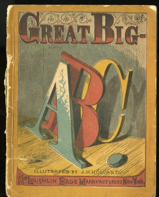 Great Big ABC. anon.