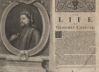 The Works of Geoffrey Chaucer Compared with the Former Editions and Many Valuable MSS out of Which, Three Tales are added which were never before Printed