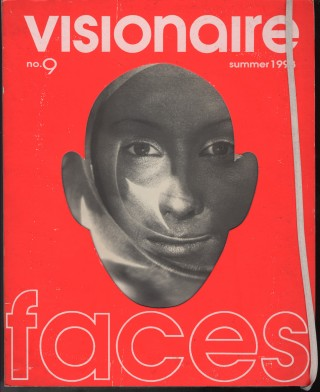 Visionaire 9: Summer 1993, Faces. various.
