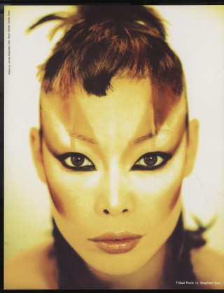 Visionaire 9: Summer 1993, Faces