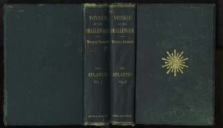 The Voyage of the Challenger: The Atlantic. Thomson Sir. C. Wyville.