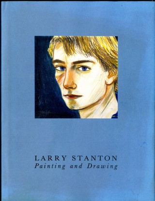 Larry Stanton Painting and Drawing. David Hocknet