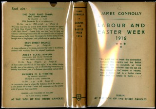 Labour and Easter Week 1916. Connolly James