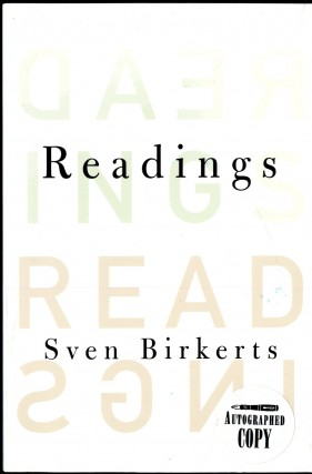 Readings. Birkerts Sven