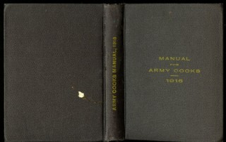 Manual for Army Cooks. anonymous