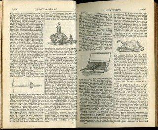 The Dictionary of Daily Wants: In Three Volumes