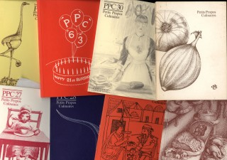 Petits Propos Culinaires Issues 1-64. Alan Davidson